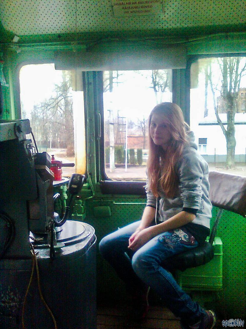 Juglas stacijā veicot manevru... Autors: xDrive_Unlimited ČME3 / ČME3M Manevru lokomotīves