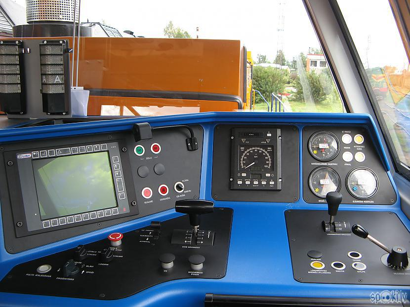 Mascaronīnistanbspkabīne... Autors: xDrive_Unlimited ČME3 / ČME3M Manevru lokomotīves