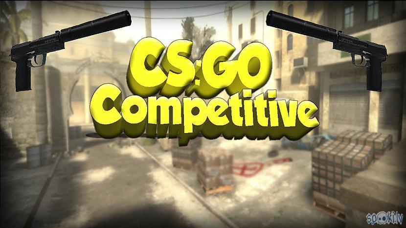 Autors: uldonstv Cs:go / competitive (pro līmenis 60%)