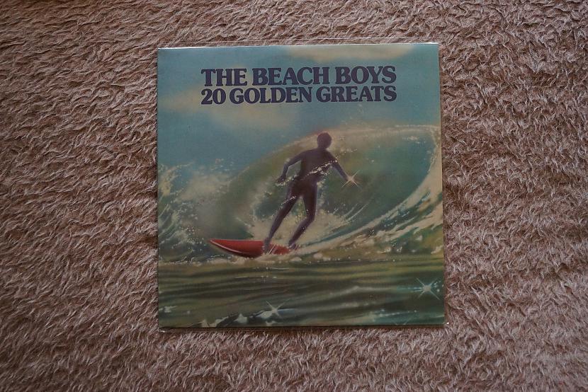 The Beach Boys  20 Golden... Autors: VOVASFILMAS Vinils - 2. daļa, tomēr