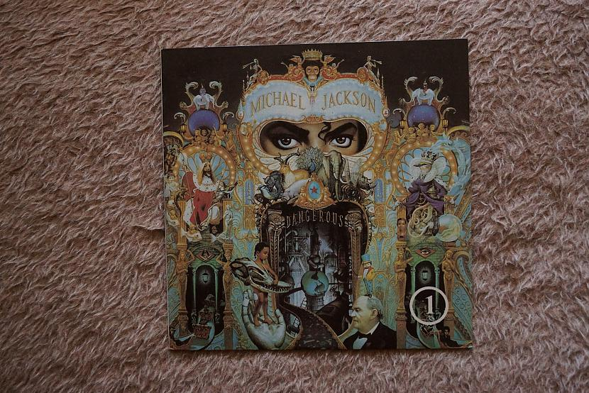 Michael Jackson  Dangerous Autors: VOVASFILMAS Vinils - 2. daļa, tomēr