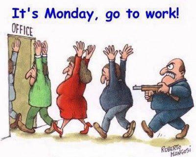 50 cilvēku pirmdienās nokavē... Autors: Agresīvais hakeris Pārsteidzoši un pat nedaudz smieklīgi fakti!