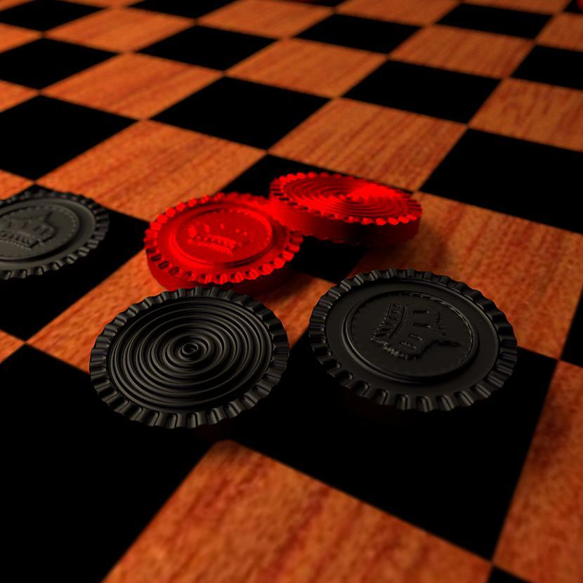6WICKY CHECKERSWicky Checker... Autors: ShadowApollo TOP 10 Latvijā veidotās Windows 8 programmas