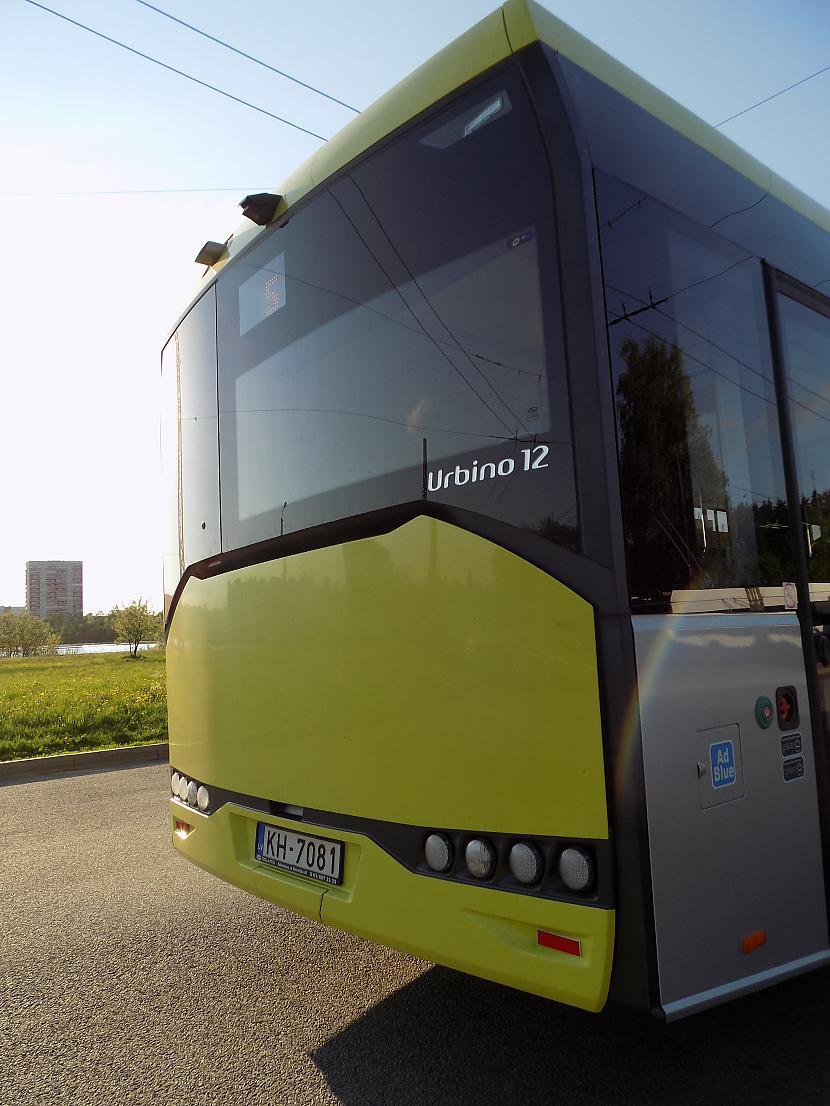 Autors: xDrive_Unlimited Ceturtās paaudzes Solaris Urbino 12