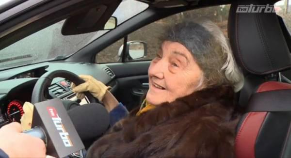Automascaronīna izmaksāja 46... Autors: nauruto Polijā 81 gadus vecā sieviete iegādājas jaunu Subaru ar 300 ZS!