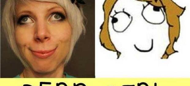 Autors: iljazsinboxlv Meme faces in real life