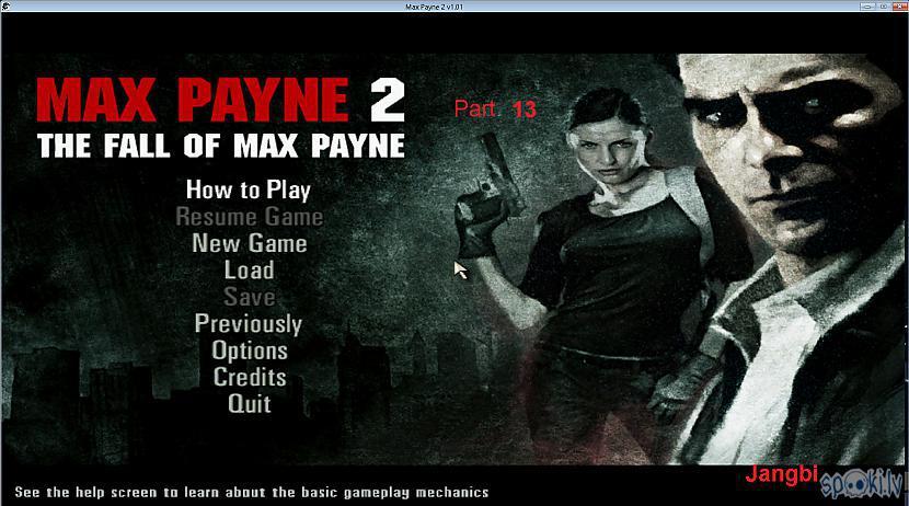 Autors: Jangbi Spēlējam Max Payne 2. #13