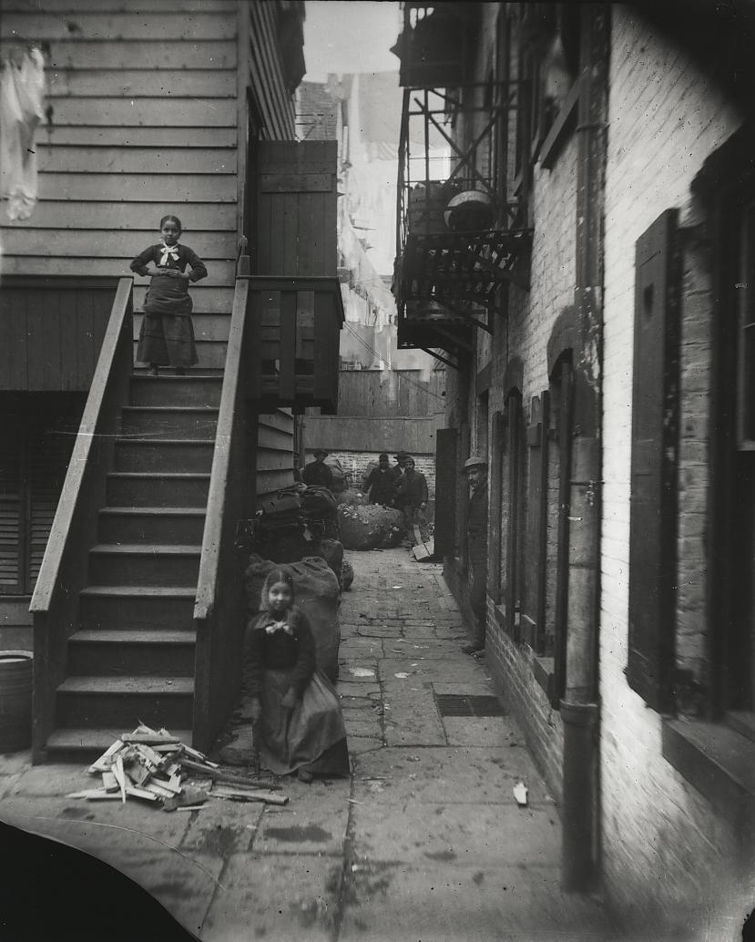 Bakstera iela bēdīgi slavenajā... Autors: Lestets Kā dzīvo otra puse