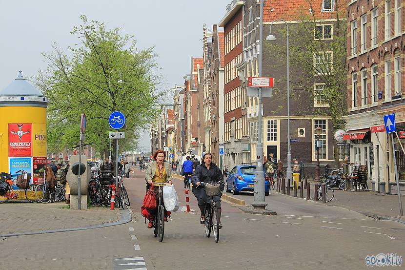 Autors: LosAngeles Рastaiga pa Amsterdamu 2. daļa