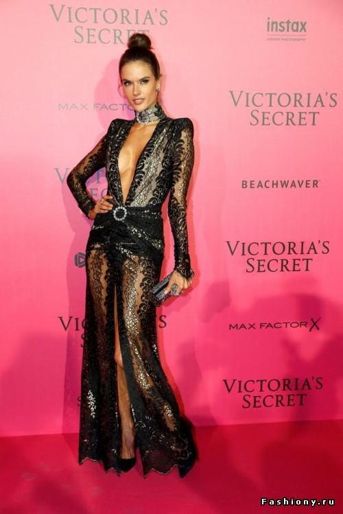 Alessandra Ambrosio Autors: 100 A Victoria's Secret Fashion Show After Party - 2016