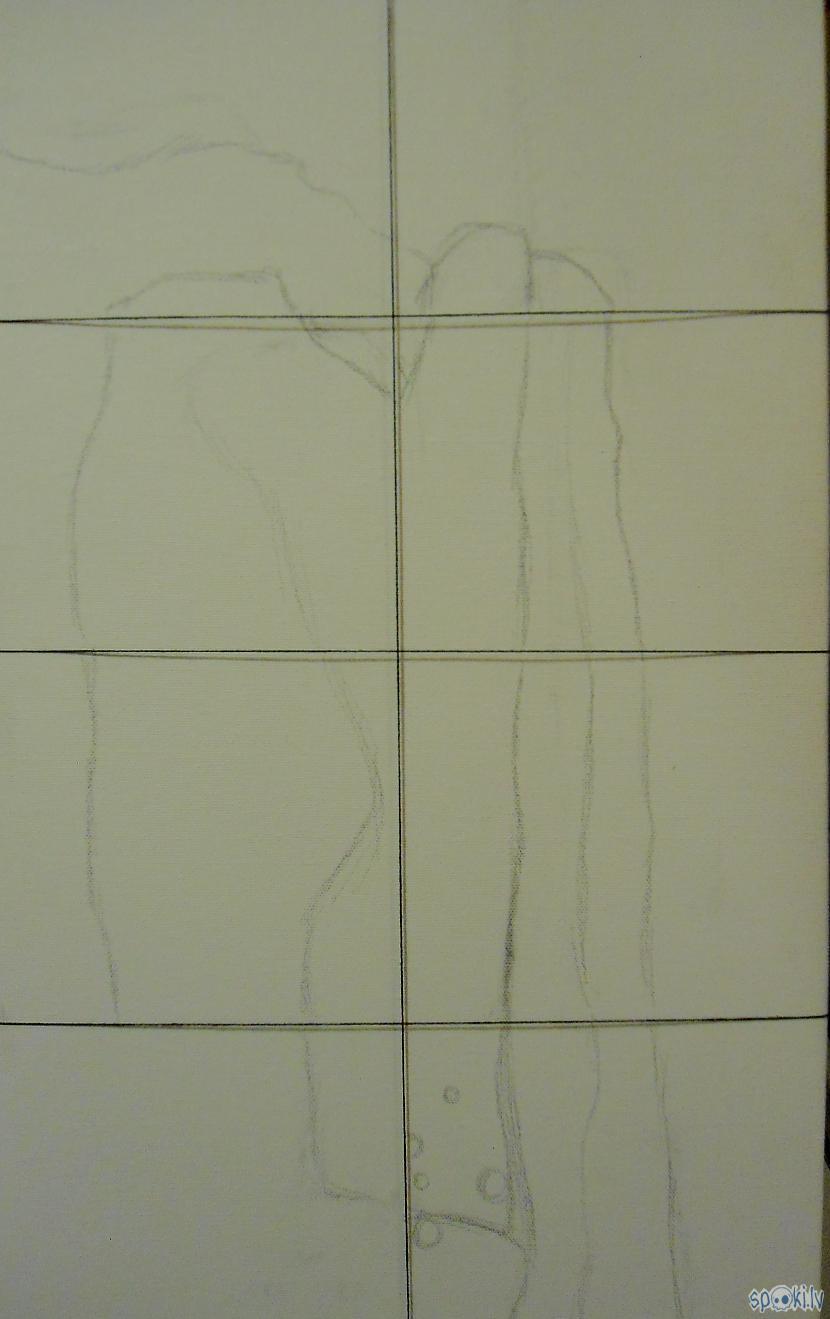 Pārnesu skici ar rūtiņu... Autors: Maza dvēselīte Turpinu cīņu ar bailēm
