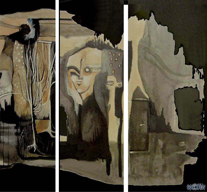 Labojot kontrastus apvienoju... Autors: Maza dvēselīte Turpinu cīņu ar bailēm
