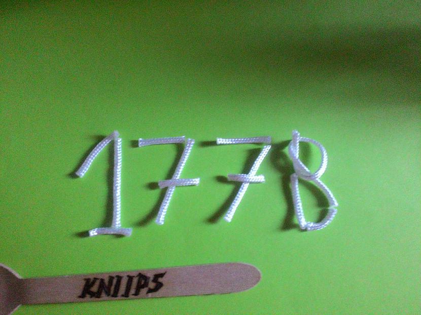 Autors: Fosilija Ss 1778