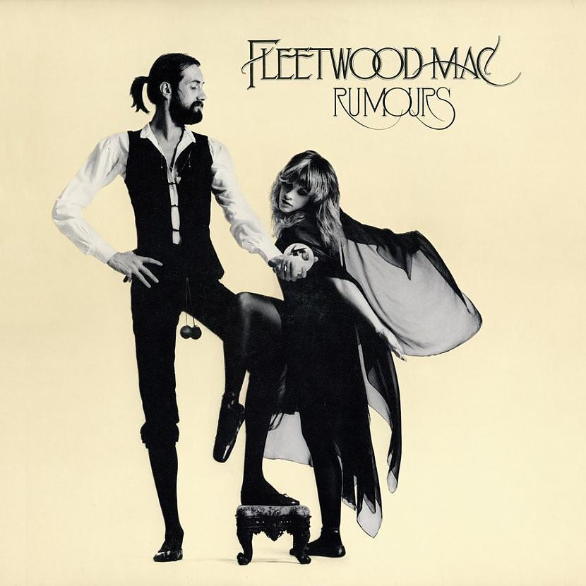 "Albums mūsdienās ir pārdevis... Autors: yinyangyo123yyy Fleetwood Mac ""Rumours"" - albuma apskats"