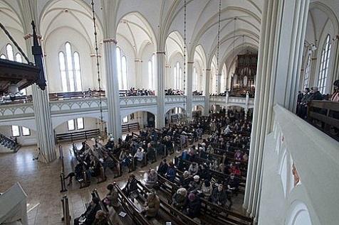 Galvenais svētku notikums bija... Autors: korvete Senās Rīgas Ziemassvētki
