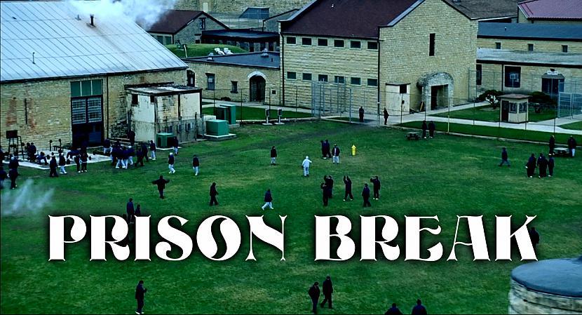 Autors: Gufija Prison Break Yeah 7.