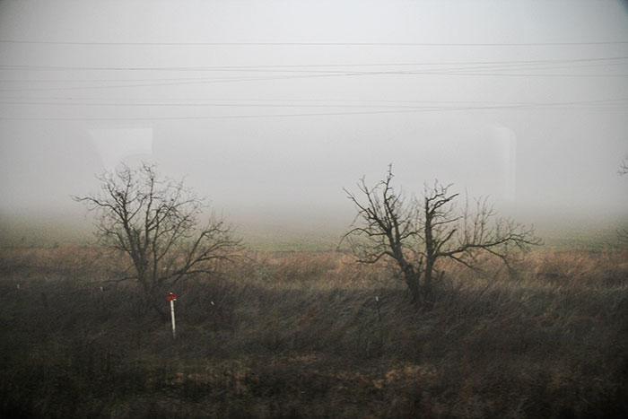 Tomēr vēlāk migla atklāja mums... Autors: bananchik Šķērsojam Ameriku ar vilcienu