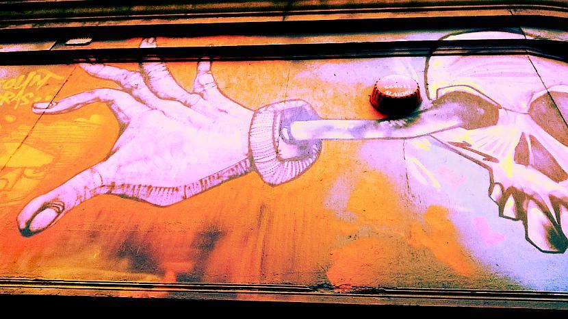 Autors: Strāvonis Graffiti Nr.5