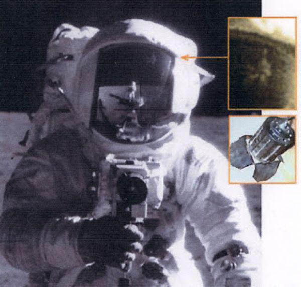Scaronī bilde ir aizdomīga... Autors: Fosilija Dažas lietas, kas pierāda, ka nolaišanās uz Mēness nav īsta