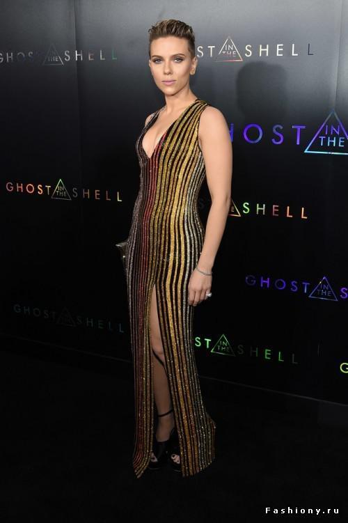 Scarlett Johansson Autors: 100 A Slavenības!