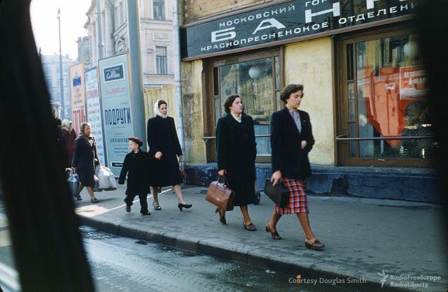 Cetrālā Maskava Autors: Lestets PSRS dzīve 1950-tajos ASV diplomāta acīm