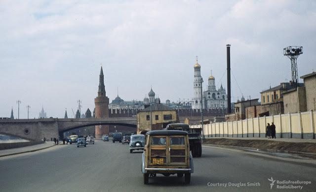 Moskvoretskaja krastmala... Autors: Lestets PSRS dzīve 1950-tajos ASV diplomāta acīm