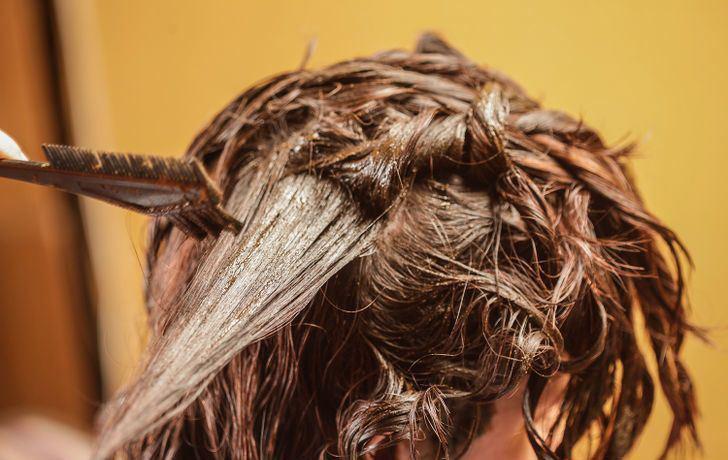 Matu krāsoscaronana... Autors: 100 A Ko tu nezināji par matu krāsošanu ar hennu. Noderīgi padomi!