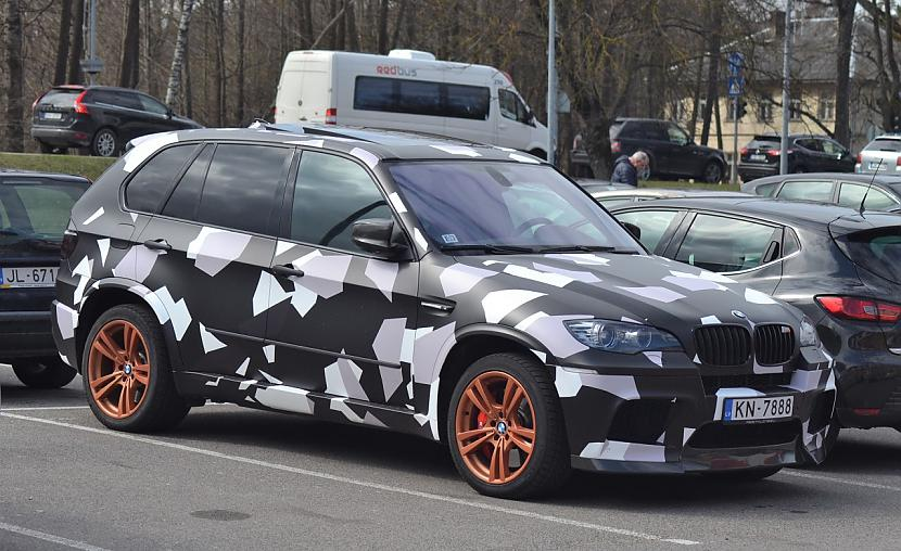 BMW X5 M Autors: LGPZLV Dārgas mašīnas uz Latvijas ceļiem. 2017 #2