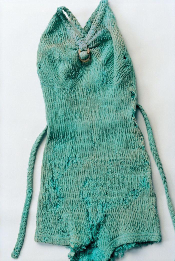 Frīdas peldkostīmsnbsp Autors: 100 A Noslēptā Frīdas Kalo garderobe, kuru atvēra pēc teju 50 gadiem!