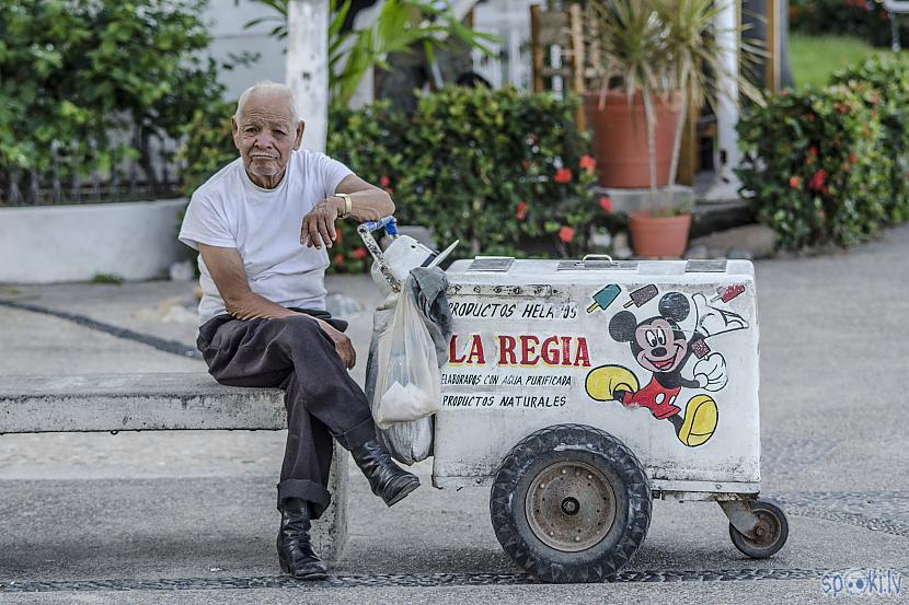 Saldējuma vīrs Sievas... Autors: Alex Vikingo Foto no Meksikas ikdienas