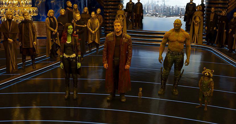 bdquoVisticamāk ka es... Autors: EV1TA Neparastā supervaroņu ģimene no kosmosa – Galaktikas sargi ir atgriezušies!