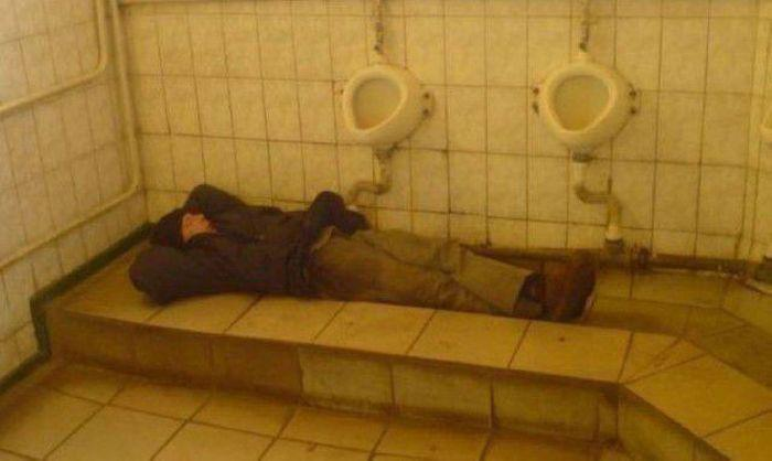 Laikam tualetē ir tik labs... Autors: Emchiks Iespējams tikai Krievijā 9