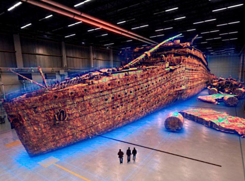 """Izrādās ka kuģa katastrofa... Autors: theFOUR Jauni fakti par """"Titānika"""" bojāeju."""