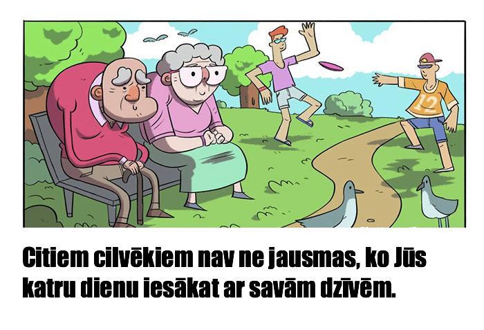Autors: KALENS Kāpēc vidusskolēni un pensionāri ir praktiski viens un tas pats?