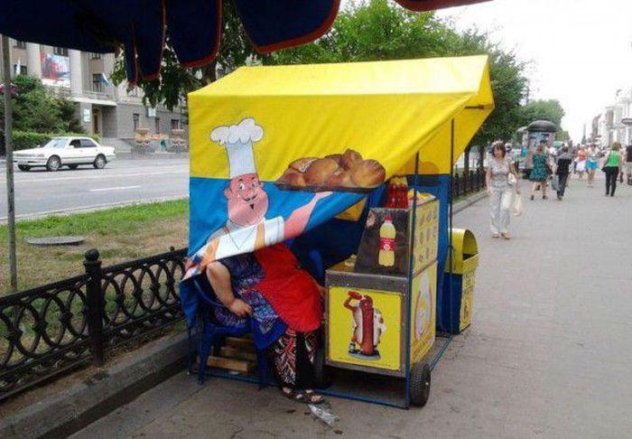 Vismaz pieskaņo reklāmas... Autors: Emchiks Iespējams tikai Krievijā 12