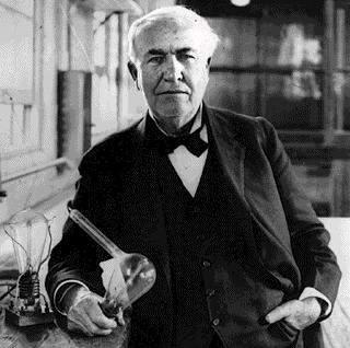 Tomasam Edisonam bija 5000... Autors: angelsss51 Nezināmi fakti par zināmiem cilvēkiem