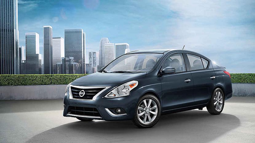 Nissan Versa Autors: autodromslv Automobiļi, kurus pārdod uzreiz pēc nopirkšanas!