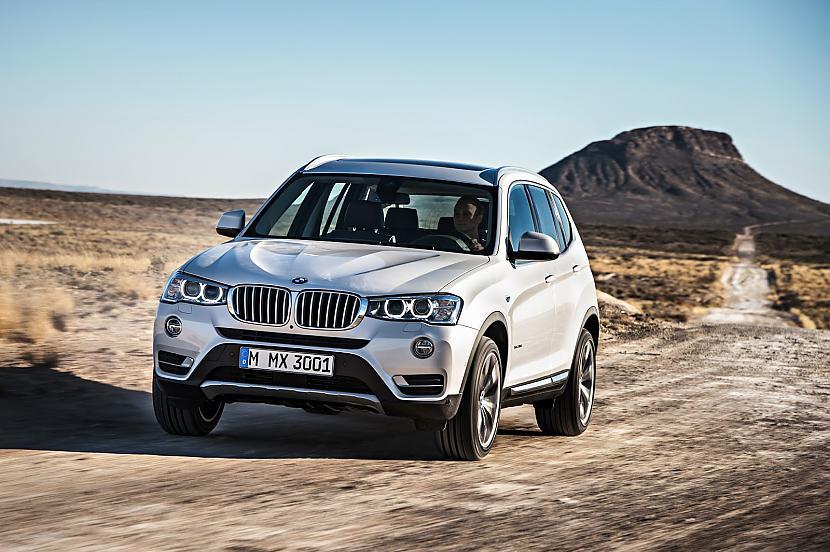 BMW 3X Autors: autodromslv Automobiļi, kurus pārdod uzreiz pēc nopirkšanas!