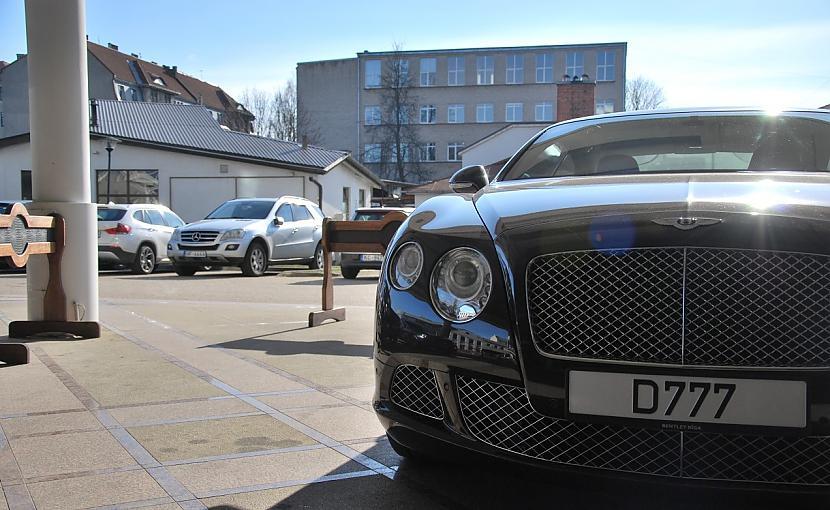 Bentley Continental GT Autors: LGPZLV Dārgas mašīnas uz Latvijas ceļiem. 2017 #3