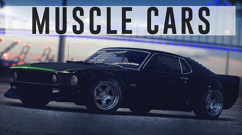Autors: CEE CHANNEL American Car Meet ( NFS 2015 / CINEMATIC / 3440x1440 ) @CROWNED_YT