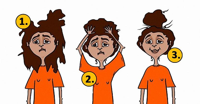 Kāpēc ķemmēt matus ja var tos... Autors: matilde 11 lietas, ko dara katra slinkā meitene. Vai atpazīsti sevi?