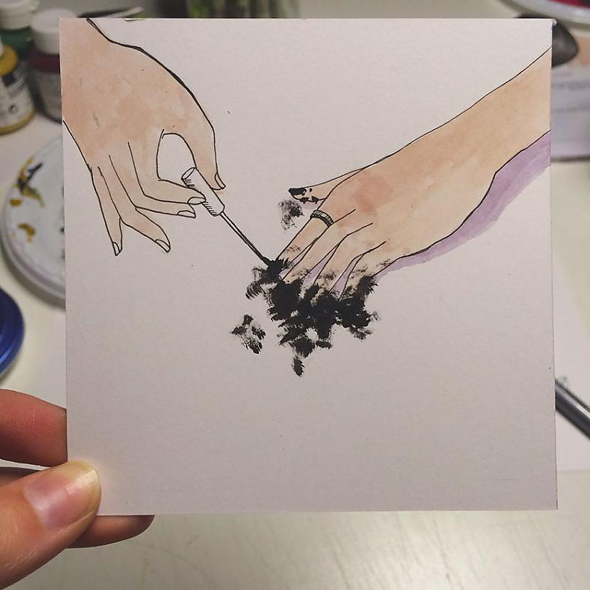 Autors: matilde Ko dara sievietes, kad uz viņām neviens neskatās?