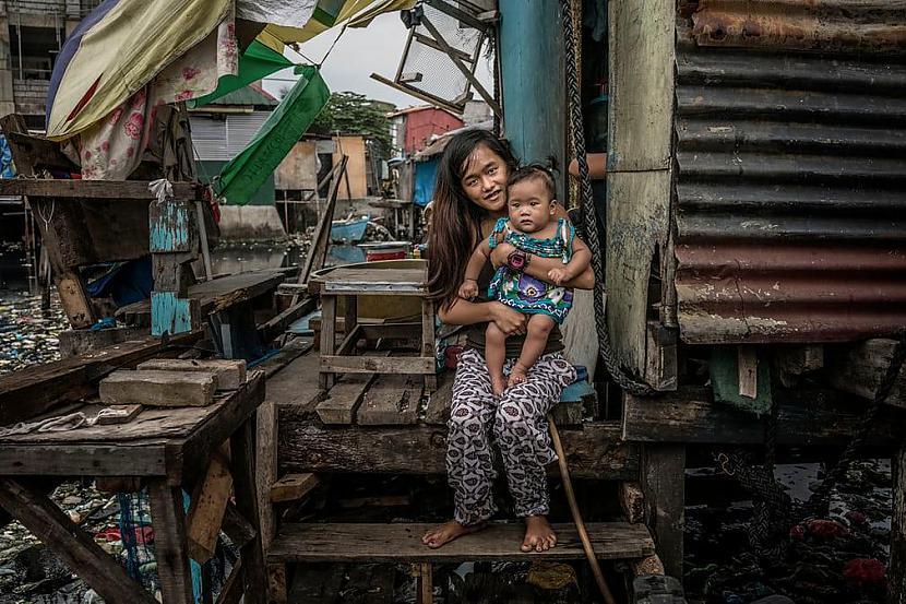 Autors: matilde Dzīve graustos un karš ar narkotikām Filipīnās