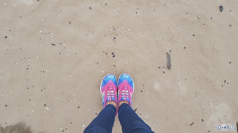 Labi apavi ir svarīgiScaronī... Autors: The Diāna Ar metāla detektoru pa pludmali. 04.09.2017.