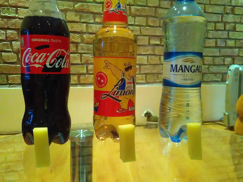 Mēģināju kartupeli sagriezt... Autors: Tokiari  Cola pret Limpo un ūdeni. Kurš uzvar?