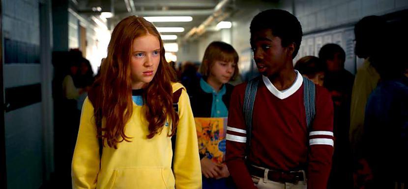 Arī aktieriem Seidijai Sinkai... Autors: emowheeler Fakti par Netflix hītu ''Stranger Things''