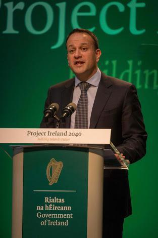 Ministrs Taoiseach Leo... Autors: Zigzig Īrija 2040 🇮🇪 🍀
