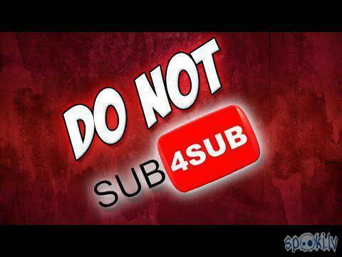 Autors: Marky177 Manas domas par Sub4Sub