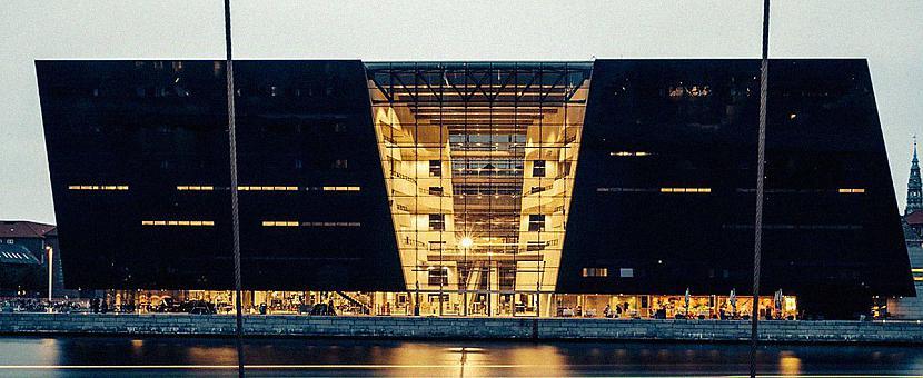 laquoMelnais Dimantsraquo... Autors: matilde 13 skaistākās bibliotēkas pasaulē, kas būtu jāapmeklē katram grāmatu mīlim
