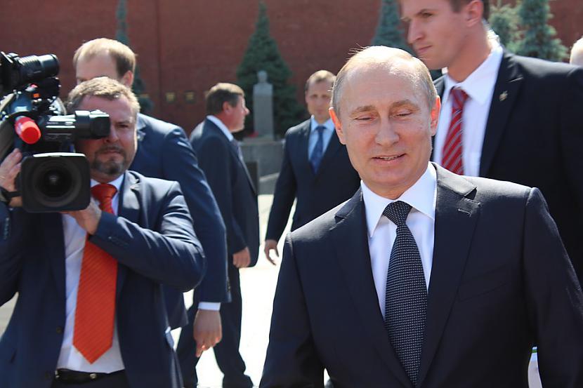 Foto PixabayPutins ir gejsJa... Autors: Lestets Piecas sazvērestību teorijas par Putinu